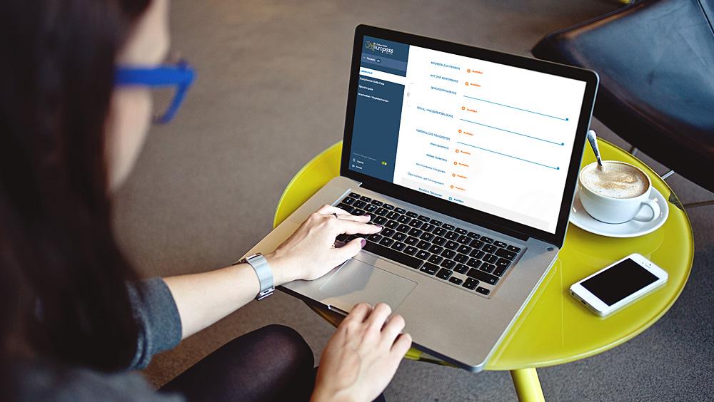 europass lebenslauf online erstellen und kostenlos bewerbung schnren - Lebenslauf Online Erstellen Kostenlos